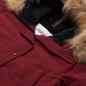 Женская куртка парка Arctic Explorer Chill Wine фото - 1