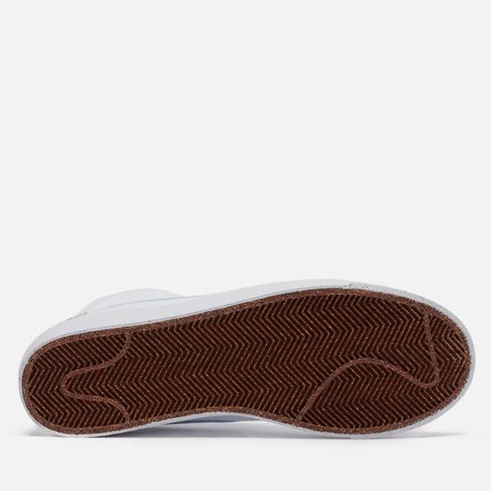Мужские кроссовки Nike Blazer Mid 77 White Indigo White/Obsidian/White/Obsidian