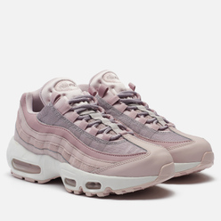 Женские кроссовки Nike Air Max 95 Barely Rose/Plum Chalk/Silver Lilac