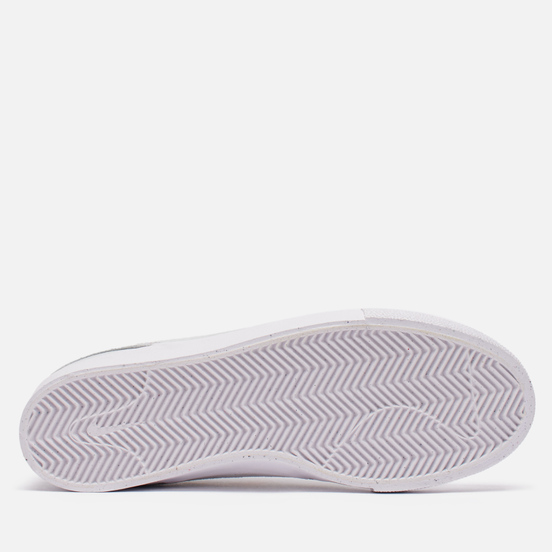 Мужские кроссовки Nike SB Zoom Stefan Janoski Flyleather Rm Pure Platinum/Monarch/Pure Platinum