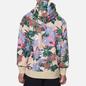 Мужская толстовка Nike SB Paradise Floral Hoodie Fossil/Fossil/Digital Pink фото - 3
