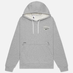 Мужская толстовка Nike x Pigalle NRG Hoodie Dark Grey Heather