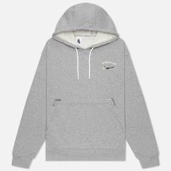 Мужская толстовка Nike x Pigalle NRG Hoodie Dark Grey Heather