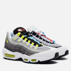 Мужские кроссовки Nike Air Max 95 QS Black/Multicolor/Gunsmoke/Iron Grey