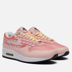 Кроссовки Nike Air Max 1 Premium Strawberry Lemonade Atmosphere/Atmosphere/True White