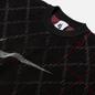 Мужская толстовка Nike NRG Classic x Sport Crew Black/White/Gym Red фото - 1
