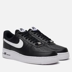 Мужские кроссовки Nike Air Force 1 '07 AN20 Black/White