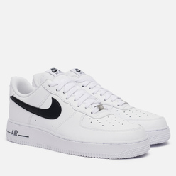 Мужские кроссовки Nike Air Force 1 '07 AN20 White/Black
