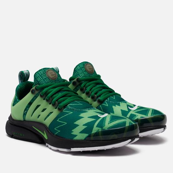 Кроссовки Nike Air Presto Naija Pine Green/Green Strike/Black/White