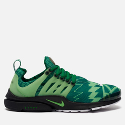 Кроссовки Nike Air Presto Naija Pine Green/Green Strike/Black/White