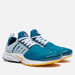 Кроссовки Nike Air Presto Australia Olympic Fresh Water/Varsity Maize/Midnight Navy