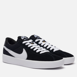 Мужские кроссовки Nike SB Bruin React Black/White/Black/Anthracite