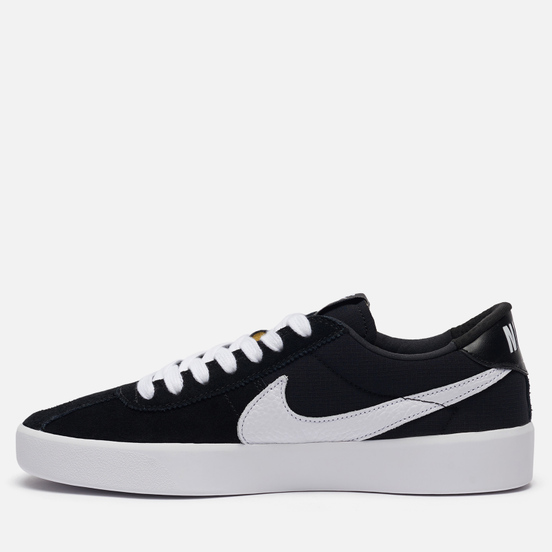 Мужские кроссовки Nike SB Bruin React Black/White/Black/Anthracite