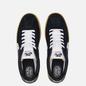 Мужские кроссовки Nike SB Bruin React Black/White/Black/Gum Light Brown фото - 1