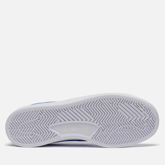 Мужские кроссовки Nike SB Bruin React Summit White/Signal Blue/Summit White