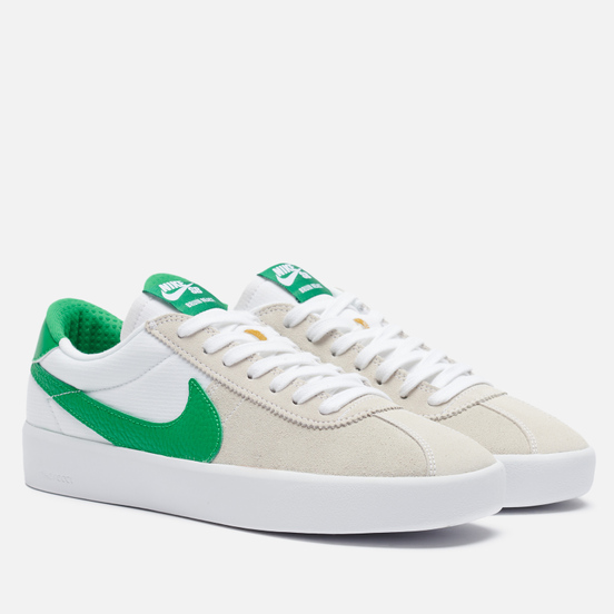Мужские кроссовки Nike SB Bruin React White/Lucky Green/White/Lucky Green