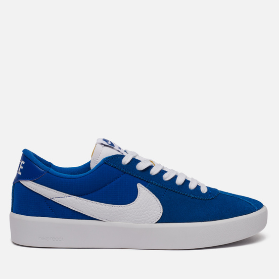 Мужские кроссовки Nike SB Bruin React Team Royal/White/Team Royal/White