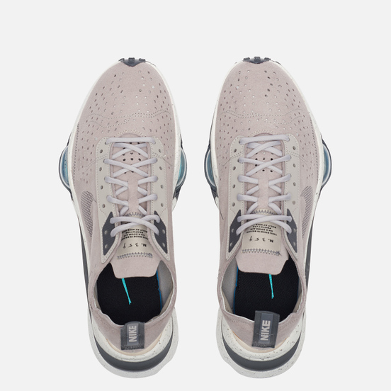 Мужские кроссовки Nike Air Zoom Type College Grey/Dark Grey/Flax/Hyper Jade