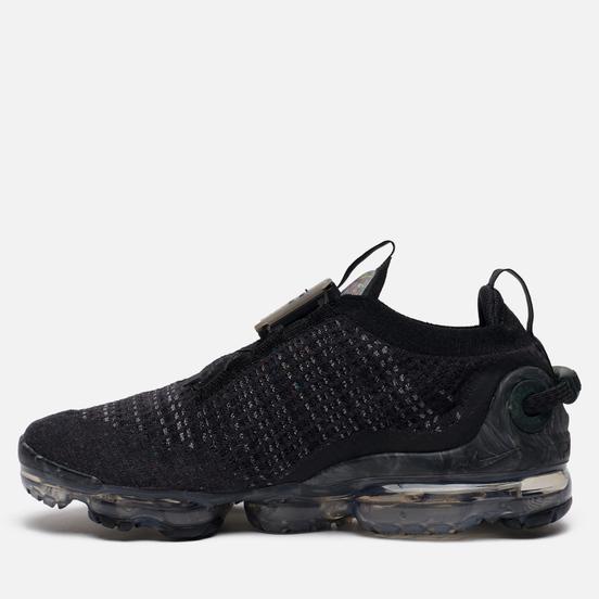 Мужские кроссовки Nike Air Vapormax 2020 Flyknit Black/Dark Grey/Black