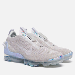 Женские кроссовки Nike Air Vapormax 2020 Flyknit White/Summit White/White