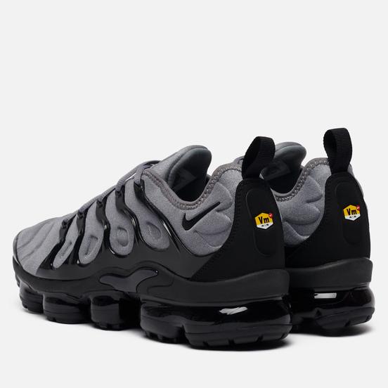 Мужские кроссовки Nike Air Vapormax Plus Cool Grey/Black