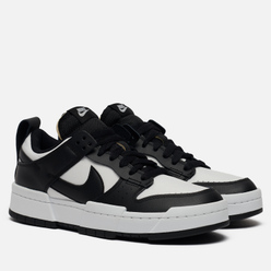 Мужские кроссовки Nike Wmns Dunk Low Disrupt Summit White/Black/Summit White