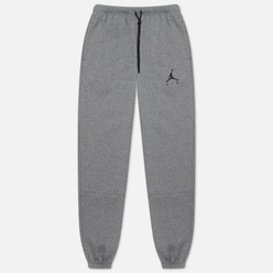Мужские брюки Jordan Jumpman Air Fleece Carbon Heather/Carbon Heather/Black