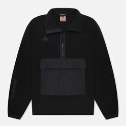 Мужская толстовка Nike ACG NRG Polar Half-Zip Anorak Black/Black