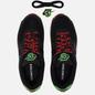 Кроссовки Nike Wmns Air Max 90 Worldwide Pack Black/Black/Flash Crimson/Green Strike фото - 1
