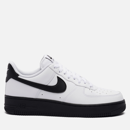 Мужские кроссовки Nike Air Force 1 Low Midsole White/Black
