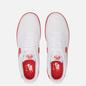Мужские кроссовки Nike Air Force 1 Low Midsole White/University Red/White фото - 1