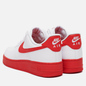 Мужские кроссовки Nike Air Force 1 Low Midsole White/University Red/White фото - 2