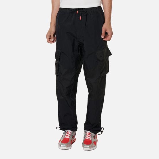 Мужские брюки Jordan 23 Engineered Cargo Black/Infrared 23/Black