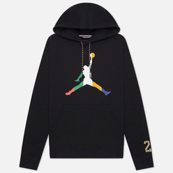 Мужская толстовка Jordan Sport DNA Fleece Hoodie Black