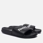 Сланцы Reebok Classic Slide Black/White фото- 2