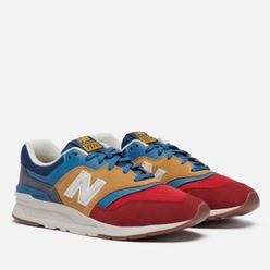 Мужские кроссовки New Balance CM997HVT Workwear/Red