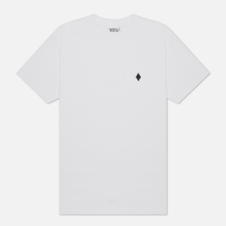 Мужская футболка Marcelo Burlon Cross Basic White/Black