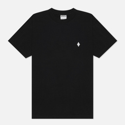 Мужская футболка Marcelo Burlon Cross Basic Black/White
