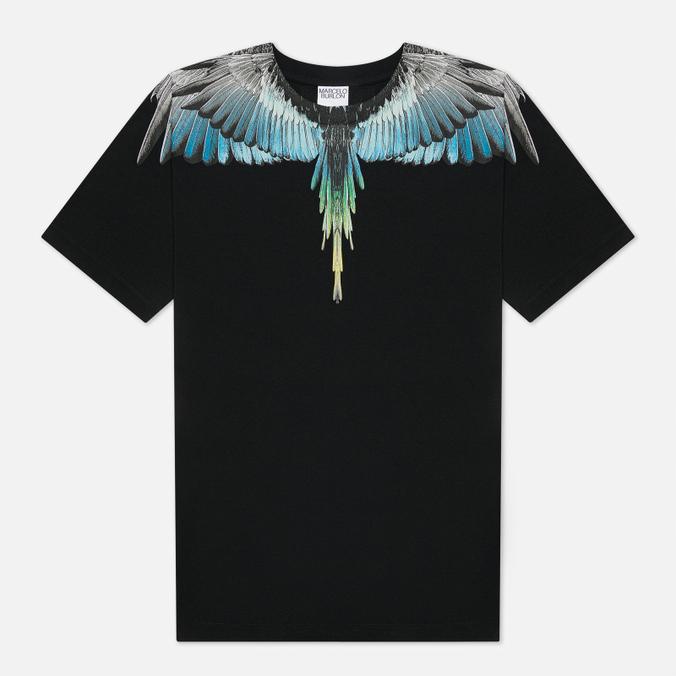 marcelo burlon футболка Мужская футболка Marcelo Burlon Wings Regular