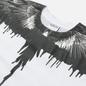 Мужская футболка Marcelo Burlon Tar Wings Regular White/Black фото - 1