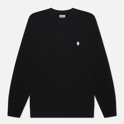 Мужская толстовка Marcelo Burlon Cross Regular Crewneck Black/White