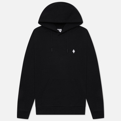 Мужская толстовка Marcelo Burlon Cross Regular Hoodie Black/White