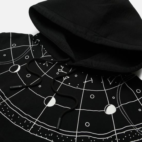 Мужская толстовка Marcelo Burlon Semi Astral Regular Hoodie Black/White