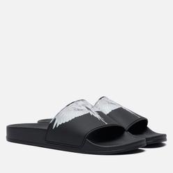 Мужские сланцы Marcelo Burlon Wings Slider Black/White