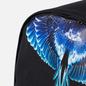Рюкзак Marcelo Burlon Wings Black/Turquoise фото - 4