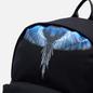 Рюкзак Marcelo Burlon Wings Black/Blue фото - 4