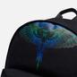 Рюкзак Marcelo Burlon Wings Black/Blue Neon фото - 4