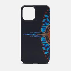 Чехол Marcelo Burlon Grizzly Wings 12/12 Pro Black/Light Blue
