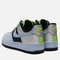 Женские кроссовки Nike Air Force 1 Low Toggle Celestine Blue/Metallic Silver/Black фото - 2