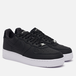 Кроссовки Nike Air Force 1 '07 Craft Black/Black/White/Vast Grey